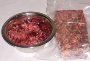 Мясо и мясопродукты для собак в Санкт-Петербурге.
