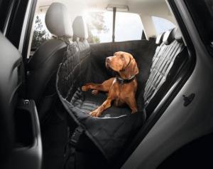 Автомобильный гамак для перевозки собак