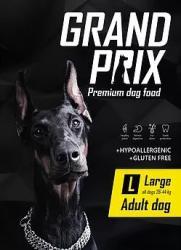 Корм GRAND PRIX Large Adult