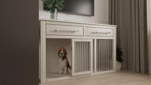 Домашние вольеры для собак