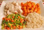 Овощи для собак